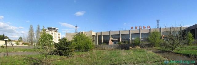 Аеропорт Луцьк (Крупа)