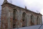 Олика — Палац і костел