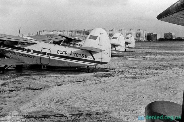 Перший аеродром Луцька
