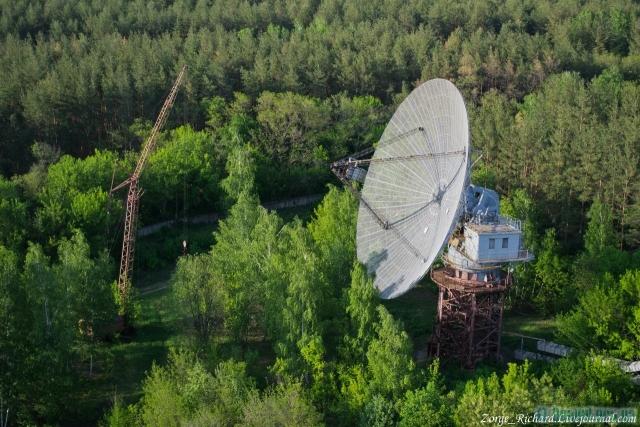 Станция изучения ионосферы около Харькова