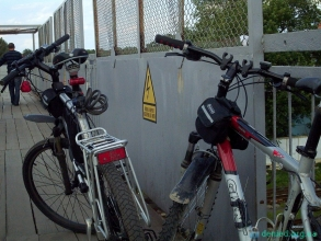 Велопокатушка в Ківерці