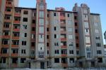Закинутий недобудований житловий комплекс