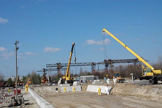 Земляні роботи під будівництво фундаментів