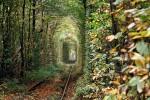 Клевань. Тунель кохння