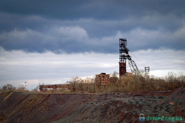 Кар'єри, шахти і провалля в Кривому Розі