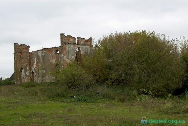 Маєток Корвін-Піотровських в с. Прилуцьке