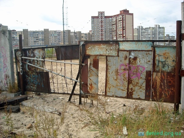 Трамвайне депо у Києві