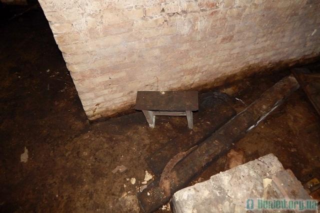 Заправка під землею